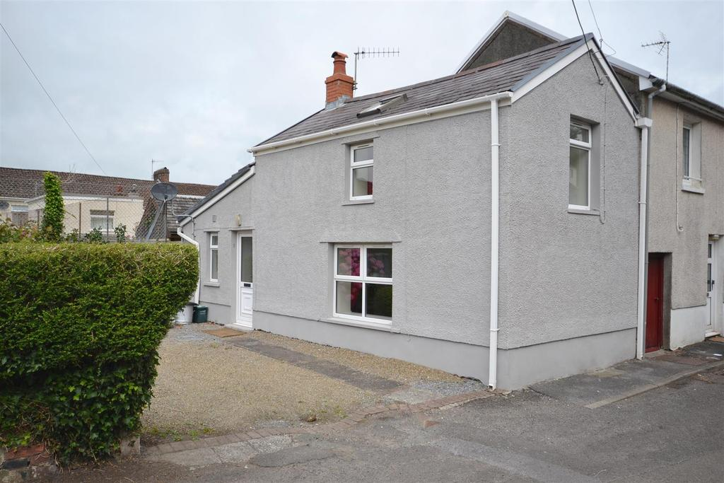 1 Bedroom Semi Detached House for sale in Water Street, Ferryside