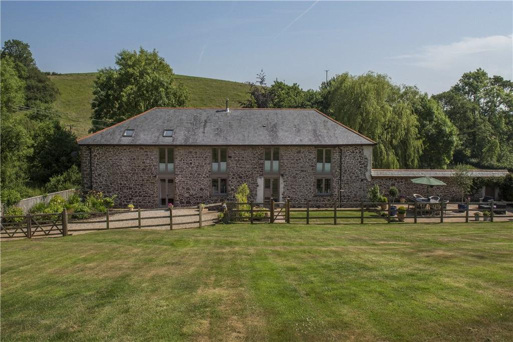 4 Bedrooms House for sale in Cheriton Fitzpaine, Crediton, Devon, EX17
