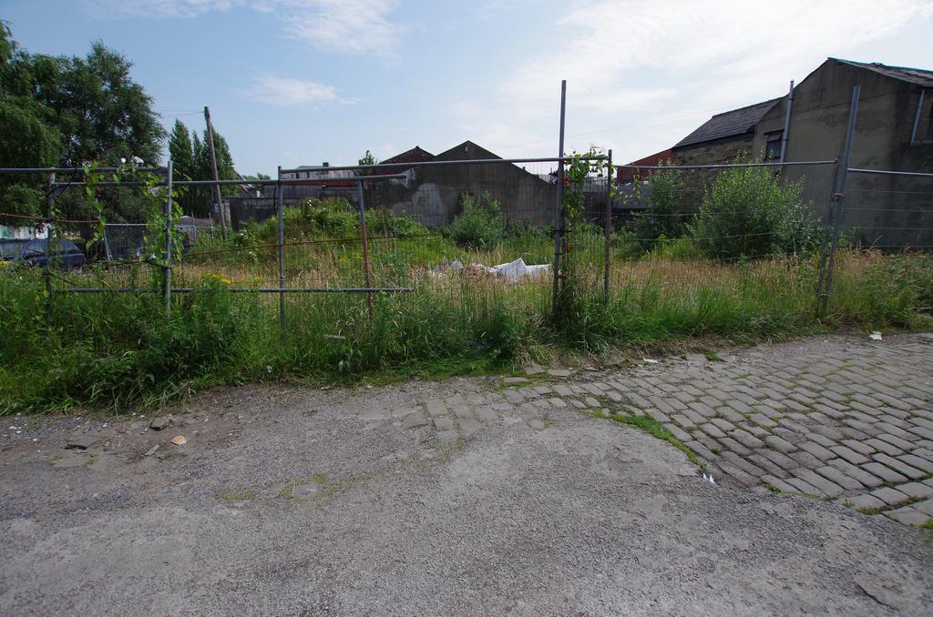 Land Commercial for sale in LAND AT REAR - BERTRAM ROAD, BRADFORD, WEST YORKSHIRE, BD8 7LN
