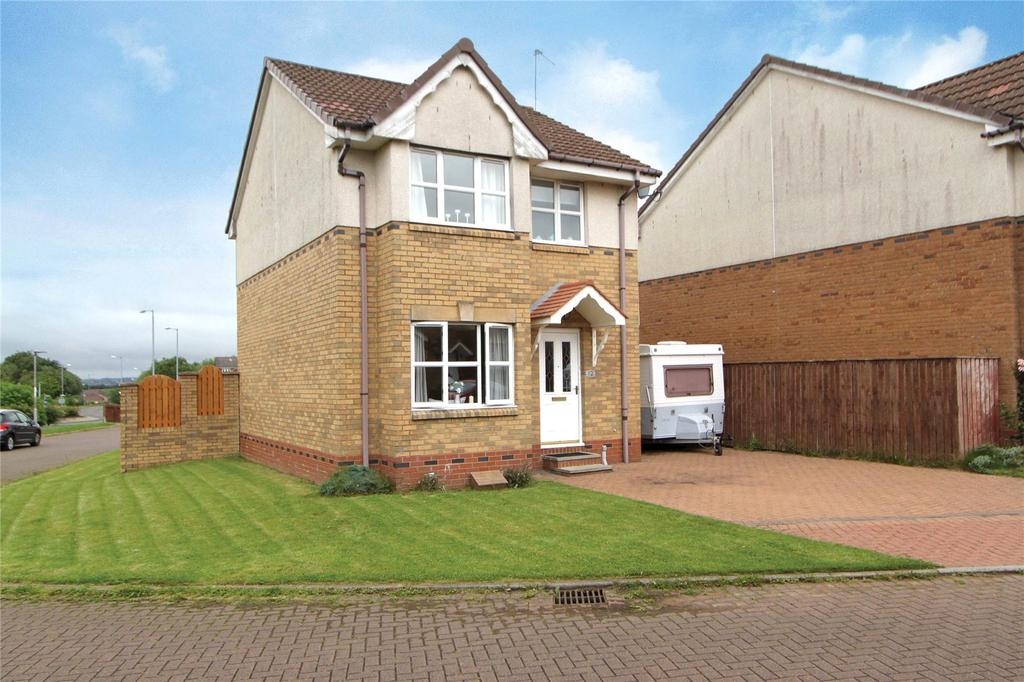 3 Bedrooms Detached House for sale in Rowan Court, Cambuslang, Glasgow, Lanarkshire