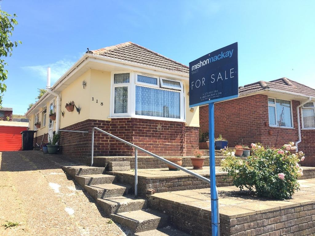 2 Bedrooms Detached House for sale in Thornhill Rise Portslade East Sussex BN41