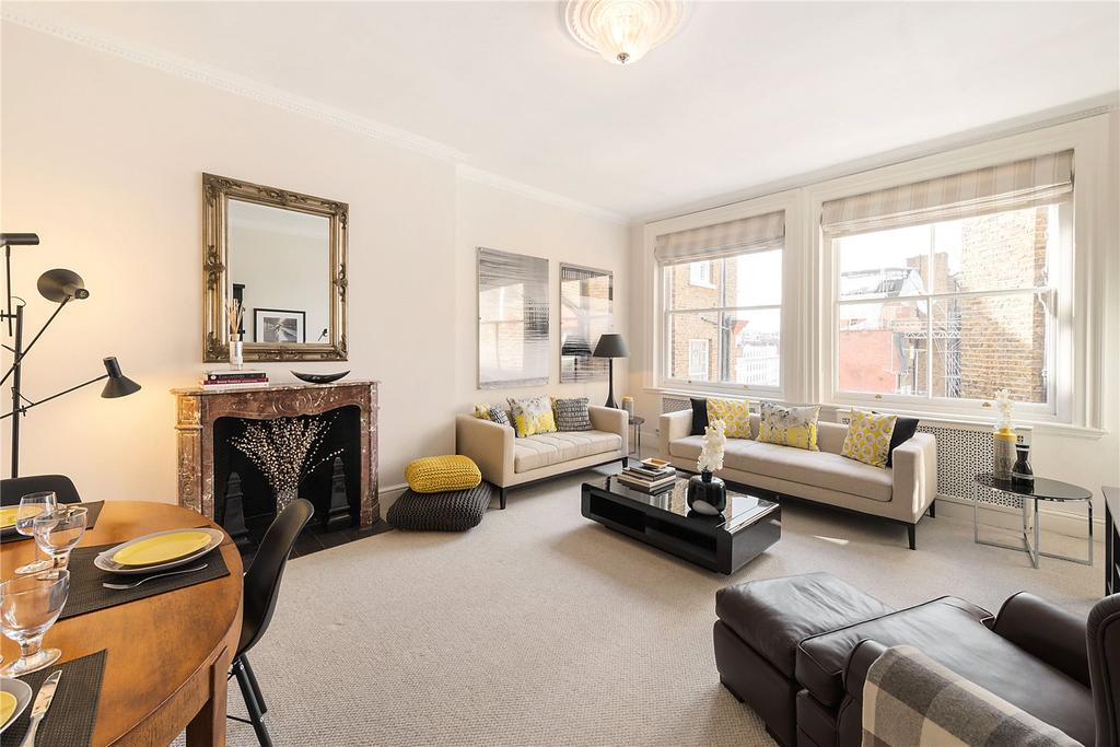 2 Bedrooms Flat for sale in Cadogan Square, London, SW1X