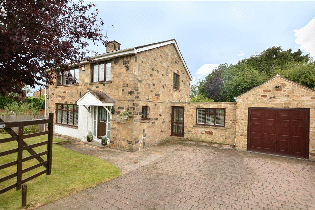 4 Bedrooms Detached House for sale in Congreve Approach, Bardsey, Leeds, West Yorkshire