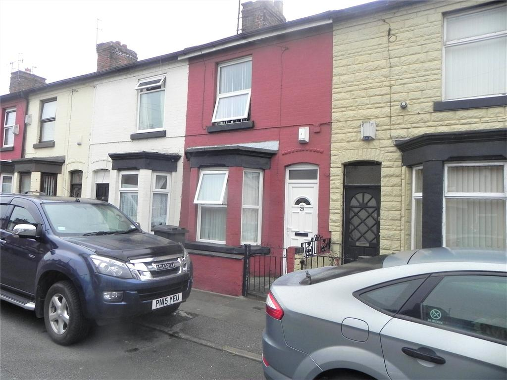 2 Bedrooms Terraced House for sale in Kilburn Street, Litherland, L21