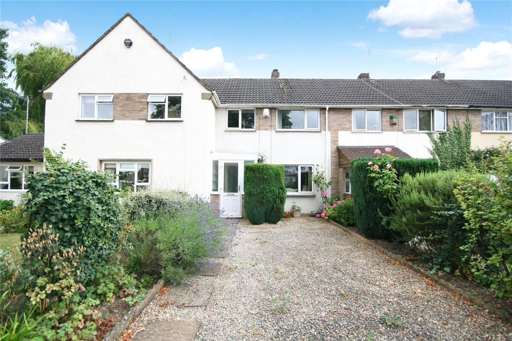 3 Bedrooms Terraced House for sale in Westbourne Drive, Pittville, Cheltenham, GL52