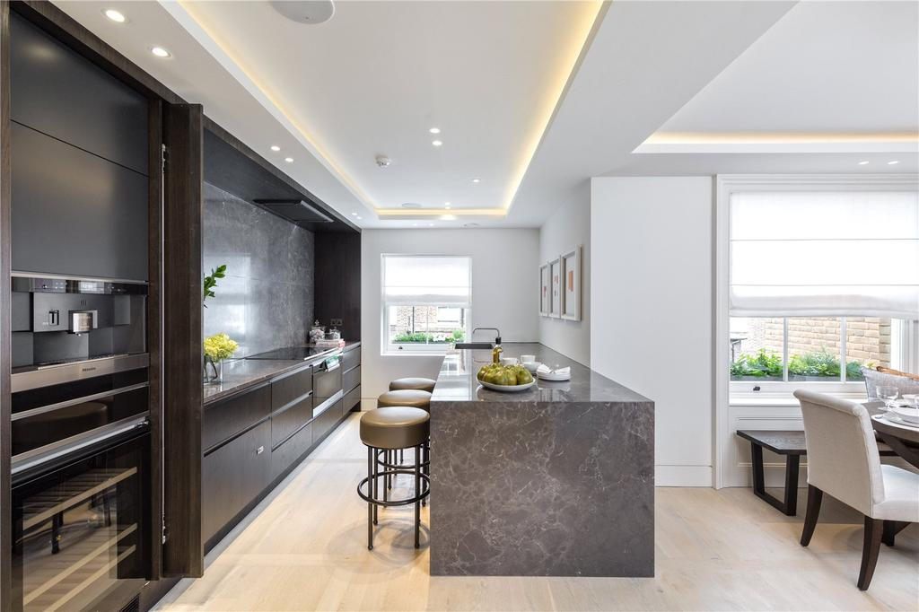 3 Bedrooms Flat for sale in Hempel Gardens, 5, 32 Craven Hill Gardens, London