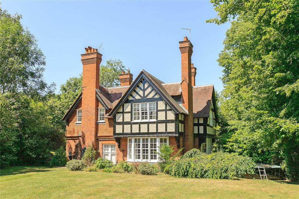 4 Bedrooms Detached House for sale in Pangbourne Hill, Pangbourne, Reading