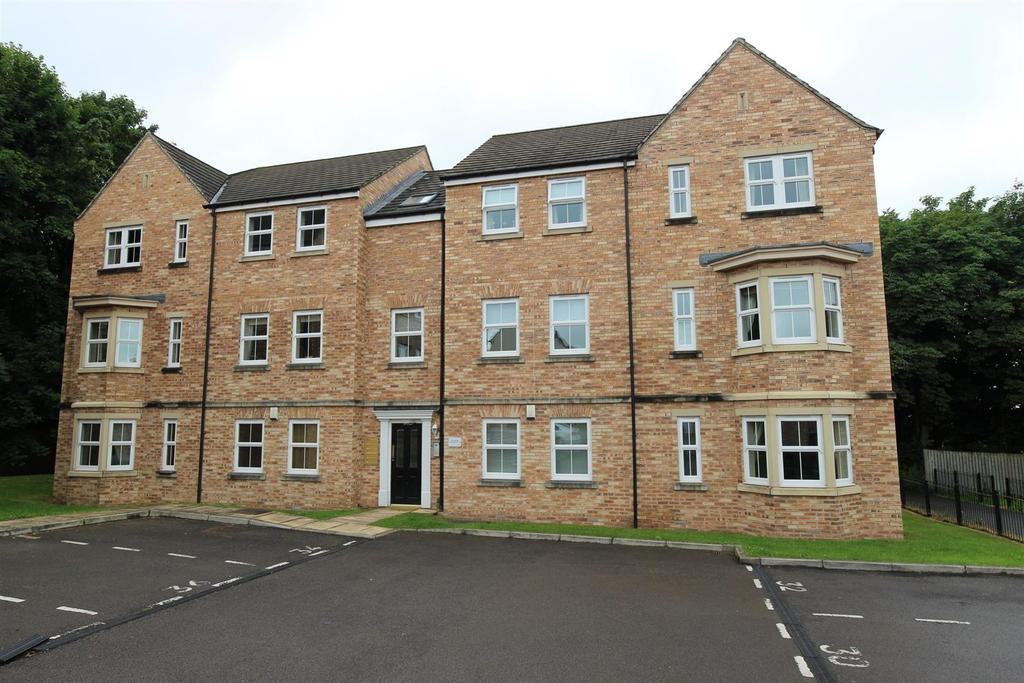 2 Bedrooms Apartment Flat for sale in Ayr Avenue, Colburn