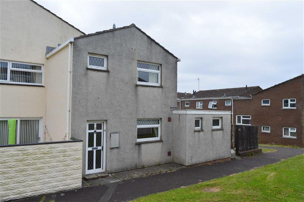 3 Bedrooms Semi Detached House for sale in Ambleside Place, West Cross, Swansea