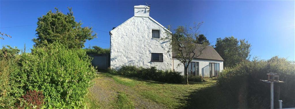 3 Bedrooms Detached House for sale in Hafod Y Rhiw Fawr, Clynnogfawr, Gwynedd
