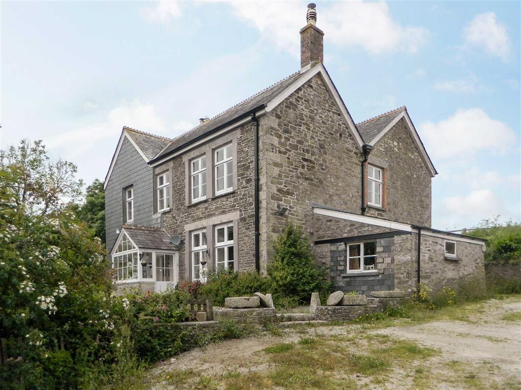 5 Bedrooms Detached House for sale in Duloe, Cornwall, PL14
