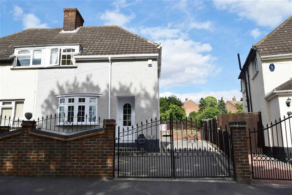 3 Bedrooms Semi Detached House for sale in Hill Rise, DA2