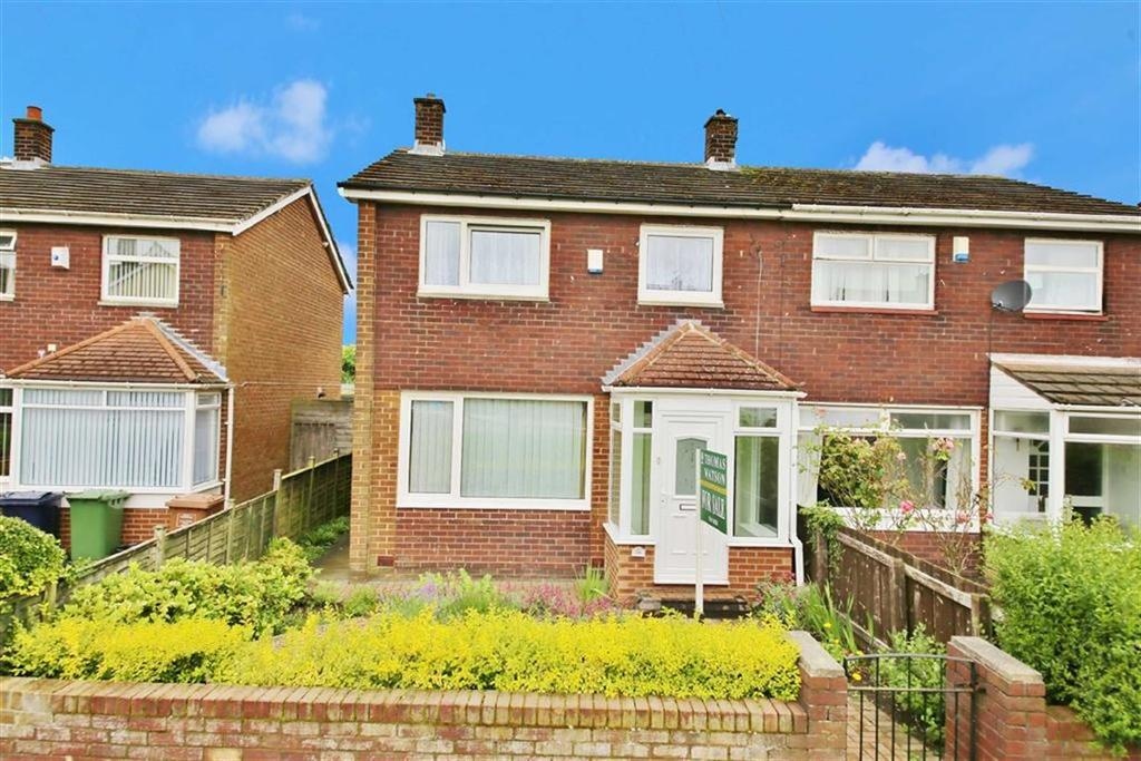 3 Bedrooms Semi Detached House for sale in Avonmouth Road, Farringdon, Sunderland, SR3