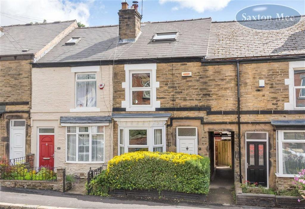 3 Bedrooms Terraced House for sale in Sackville Road, Crookes, Sheffield, S10