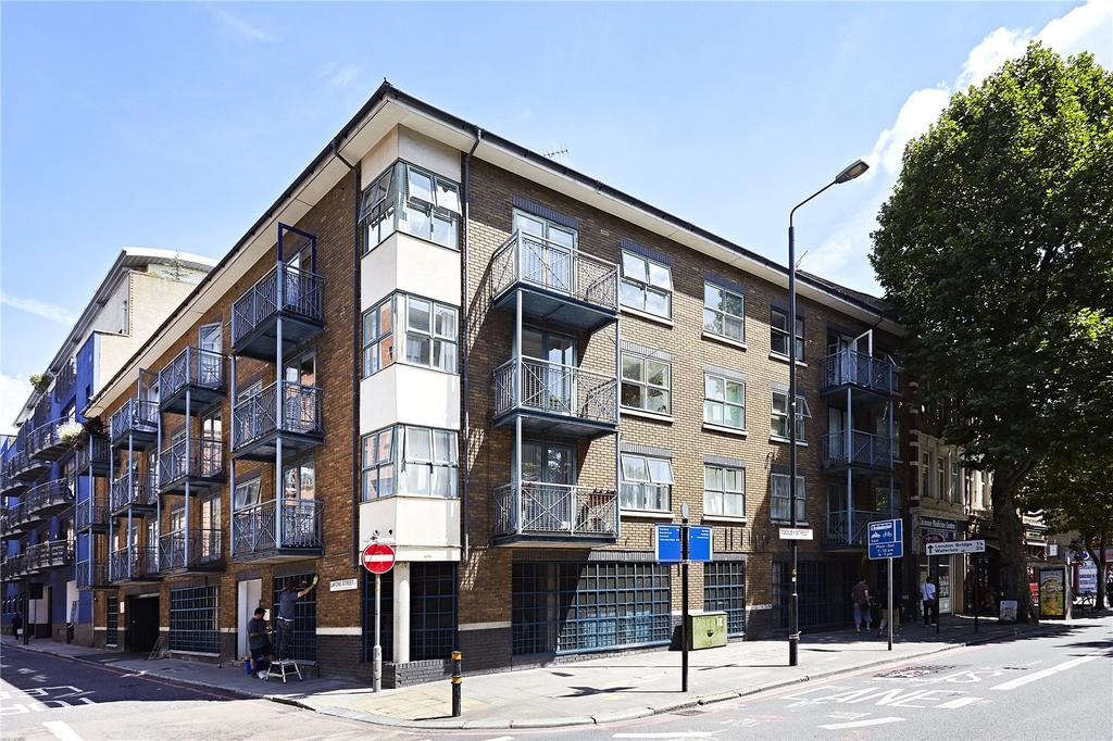 2 Bedrooms Flat for sale in Fountain Court, 2 Lafone Street, Shad Thames, London