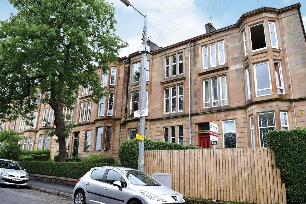 2 Bedrooms Flat for sale in Stanmore Rd, Flat 2/2, Mount Florida, Glasgow, G42 9AN