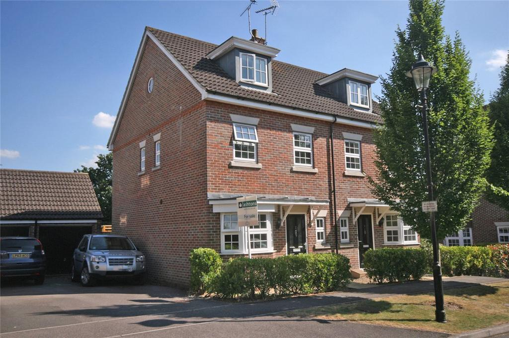 3 Bedrooms Semi Detached House for sale in De Soissons Close, Welwyn Garden City, Hertfordshire