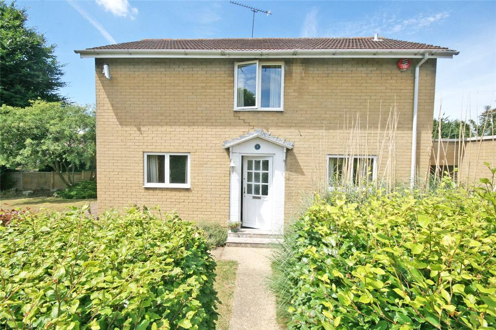 3 Bedrooms Detached House for sale in Middlefield, Welwyn Garden City, Hertfordshire