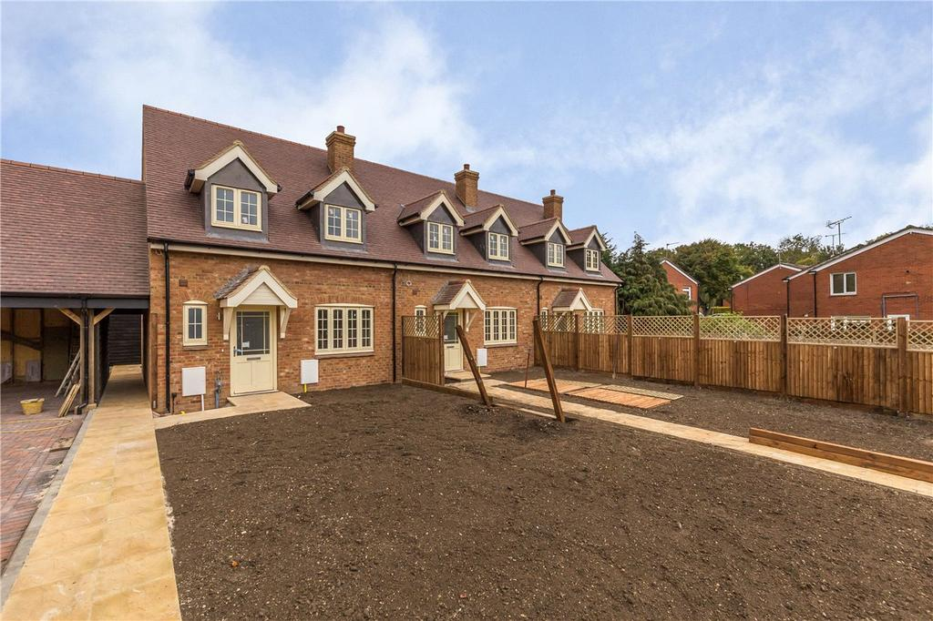 3 Bedrooms End Of Terrace House for sale in High Street, Markyate, St. Albans, Hertfordshire