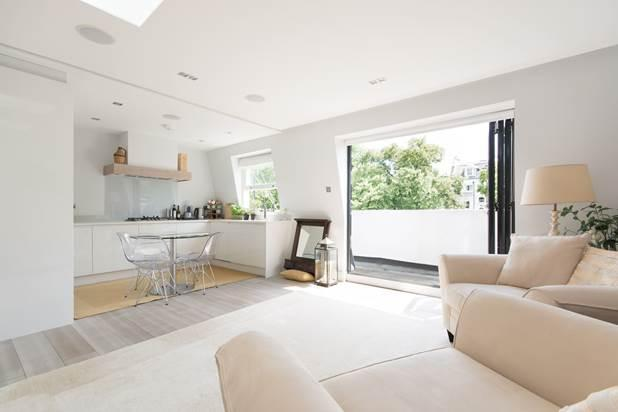 2 Bedrooms Flat for sale in Arundel Gardens, London, W11