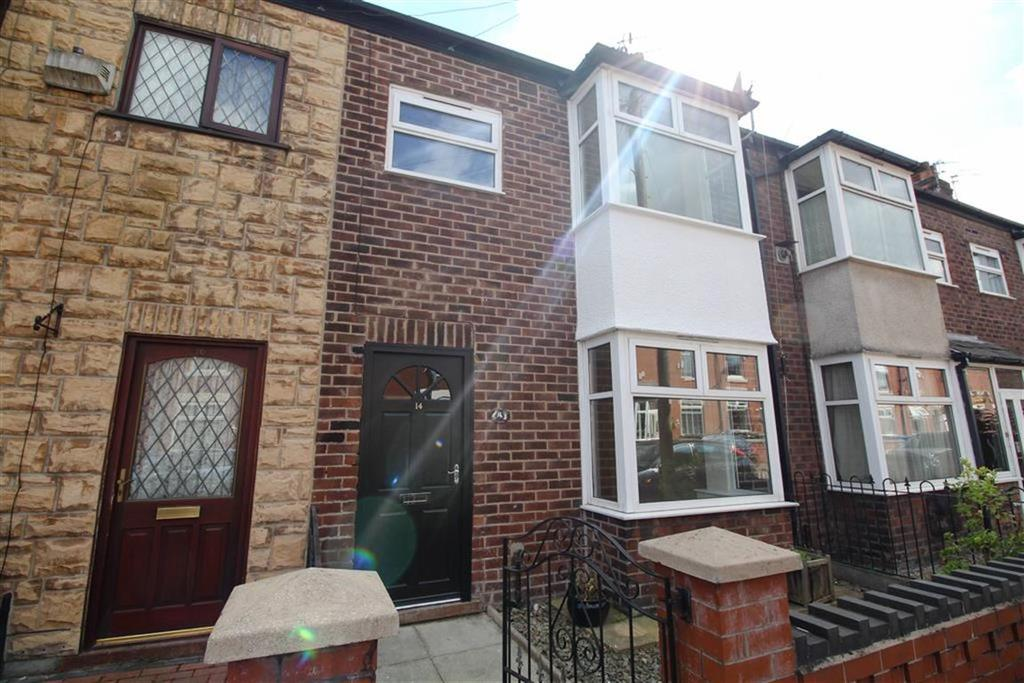 3 Bedrooms Terraced House for sale in Spencer Street, Reddish, Stockport