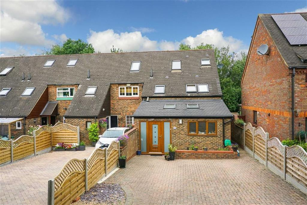 4 Bedrooms End Of Terrace House for sale in Boling Brook, St Albans, Hertfordshire