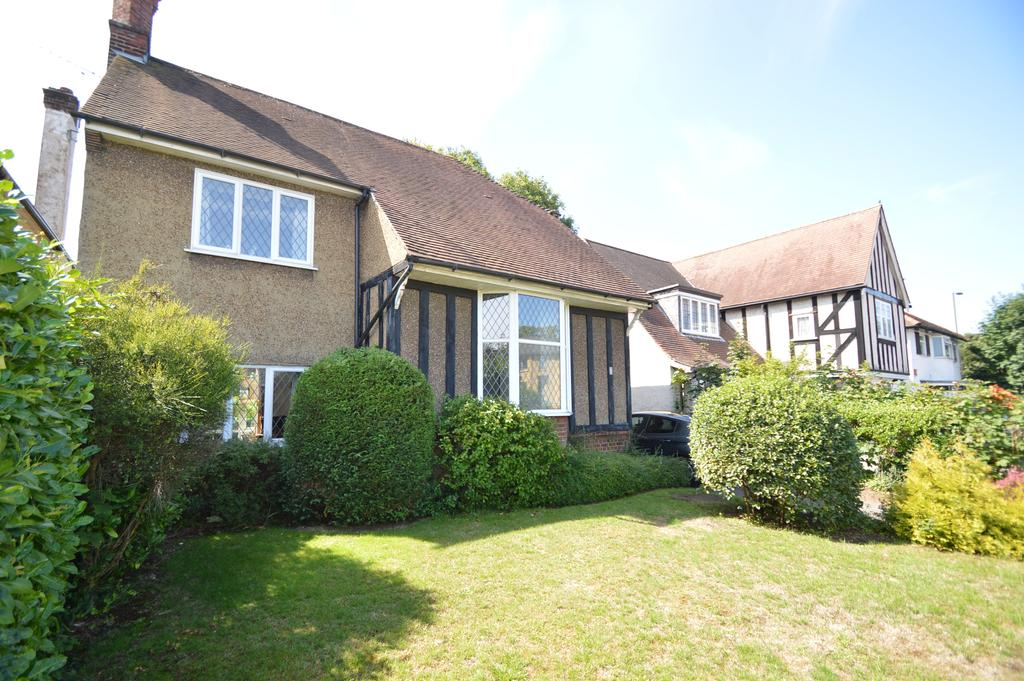 3 Bedrooms Detached House for sale in New Zealand Avenue, WALTON ON THAMES KT12