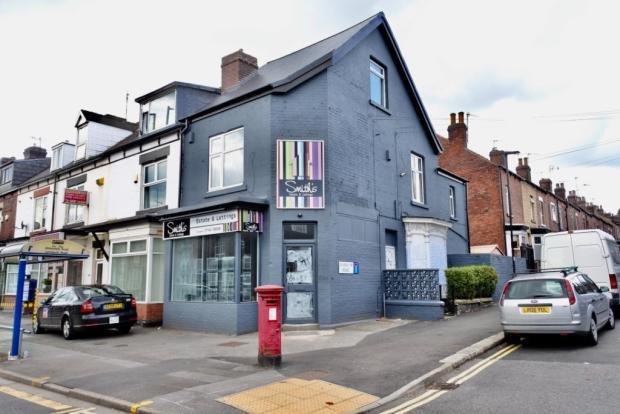 2 Bedrooms Flat for rent in Abbeydale Road, Sheffield S7