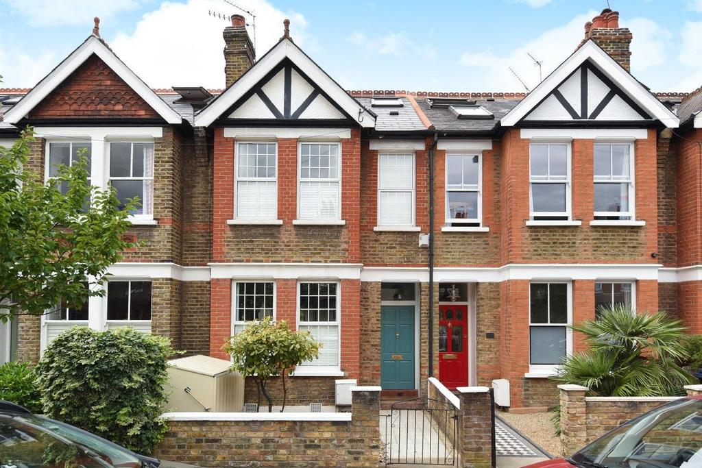 5 Bedrooms Terraced House for sale in Glenfield Road, West Ealing, W13