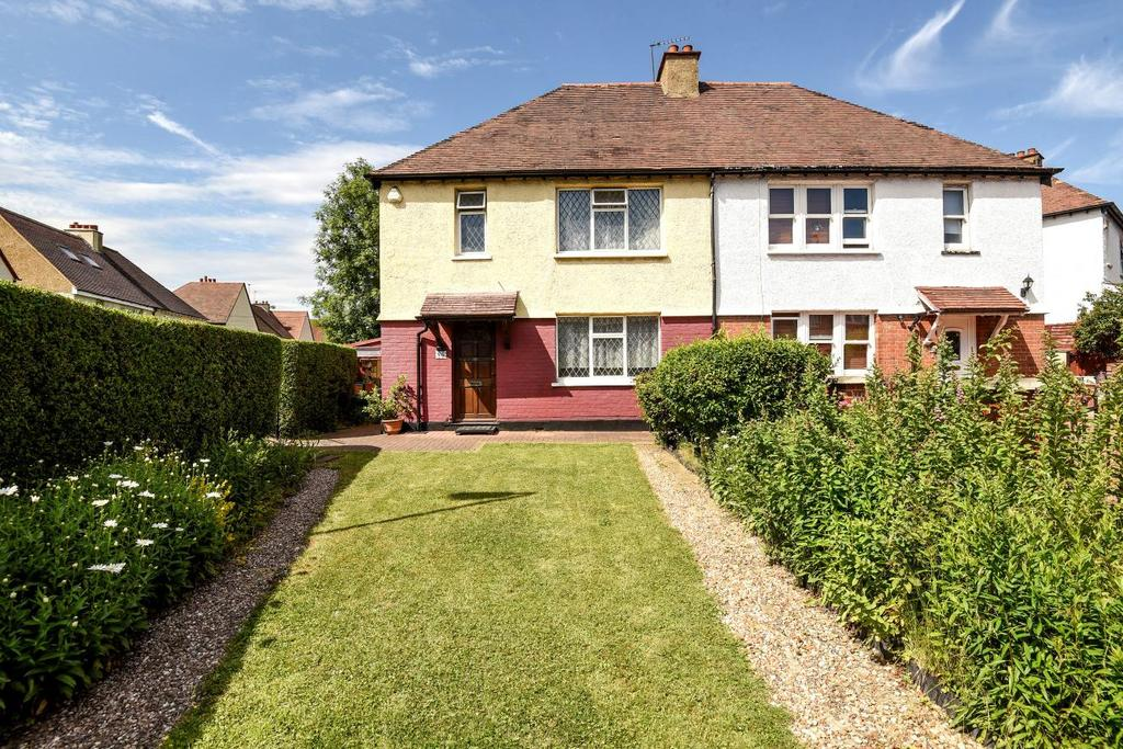 3 Bedrooms Semi Detached House for sale in Popes Lane, Ealing, W5