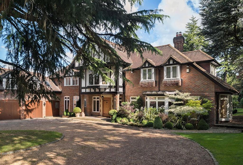 7 Bedrooms Detached House for sale in Burtons Way, Chalfont St. Giles, Buckinghamshire, HP8