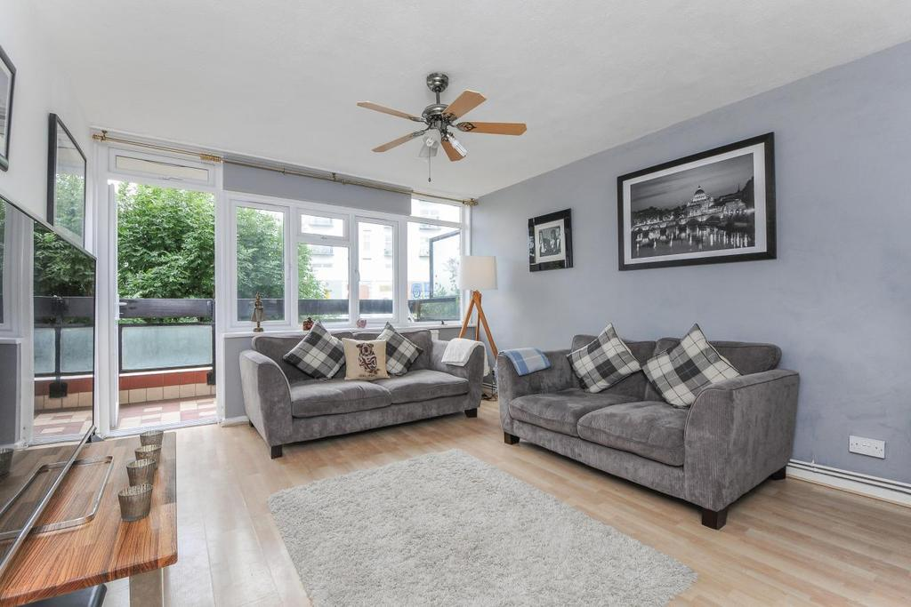 2 Bedrooms Flat for sale in Philpot Square, Fulham