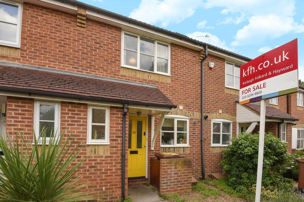 2 Bedrooms Terraced House for sale in Abbotswood Road, East Dulwich, SE22