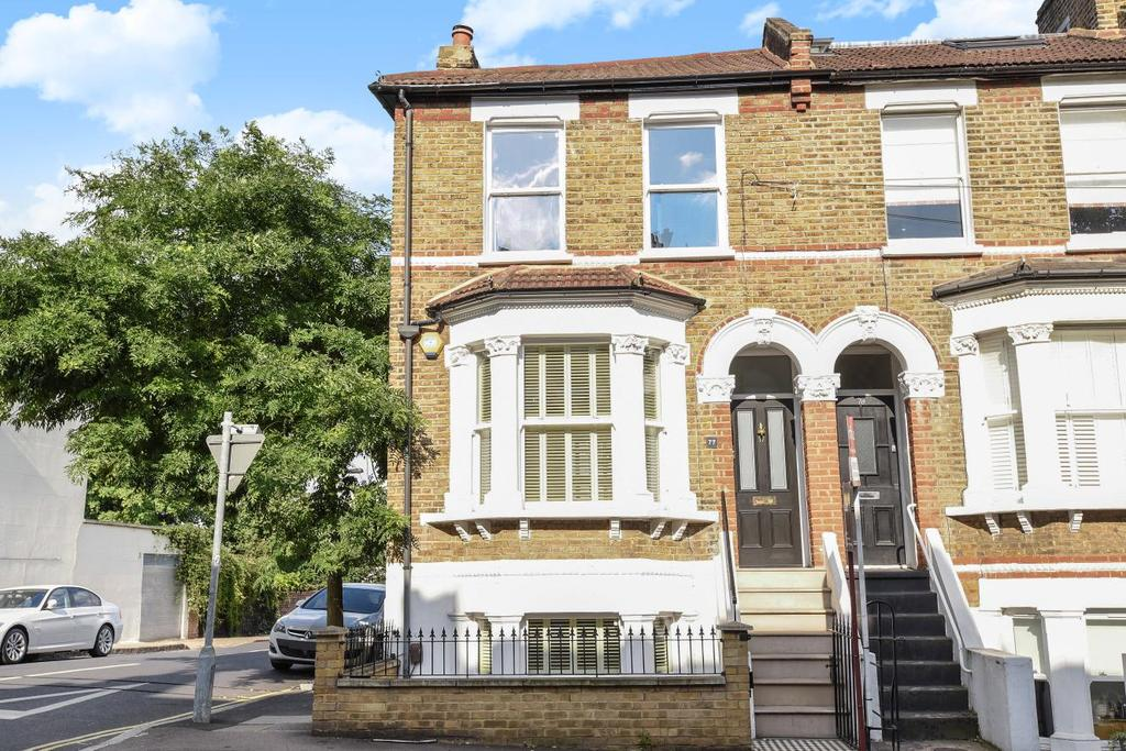 4 Bedrooms Terraced House for sale in Ivanhoe Road, Camberwell, SE5