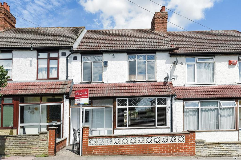 3 Bedrooms Terraced House for sale in Clement Road, Beckenham