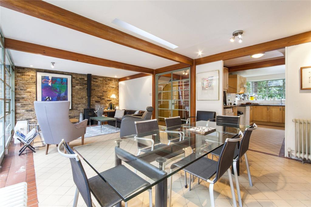 4 Bedrooms Mews House for sale in Murray Mews, London