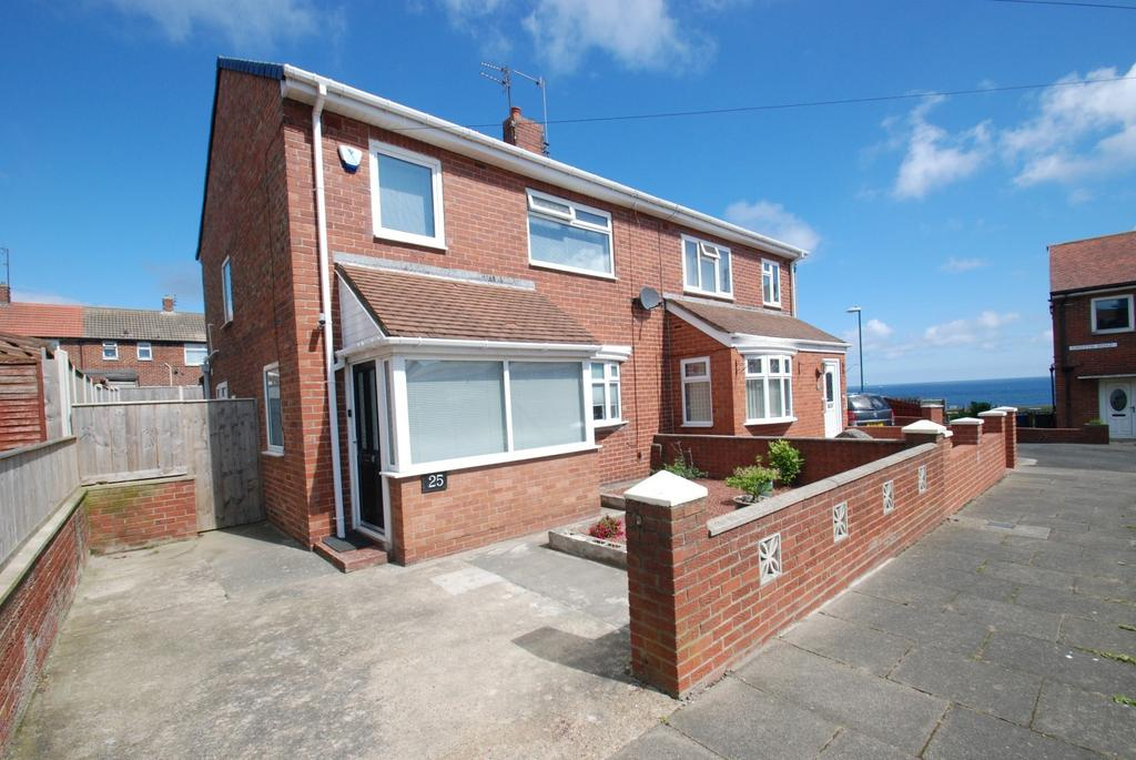3 Bedrooms Semi Detached House for sale in Grotto Road, South Shields