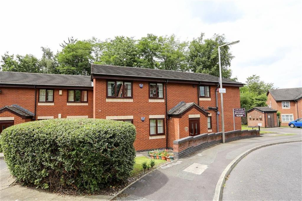 1 Bedroom Flat for sale in Hanson Mews, Stockport, Cheshire