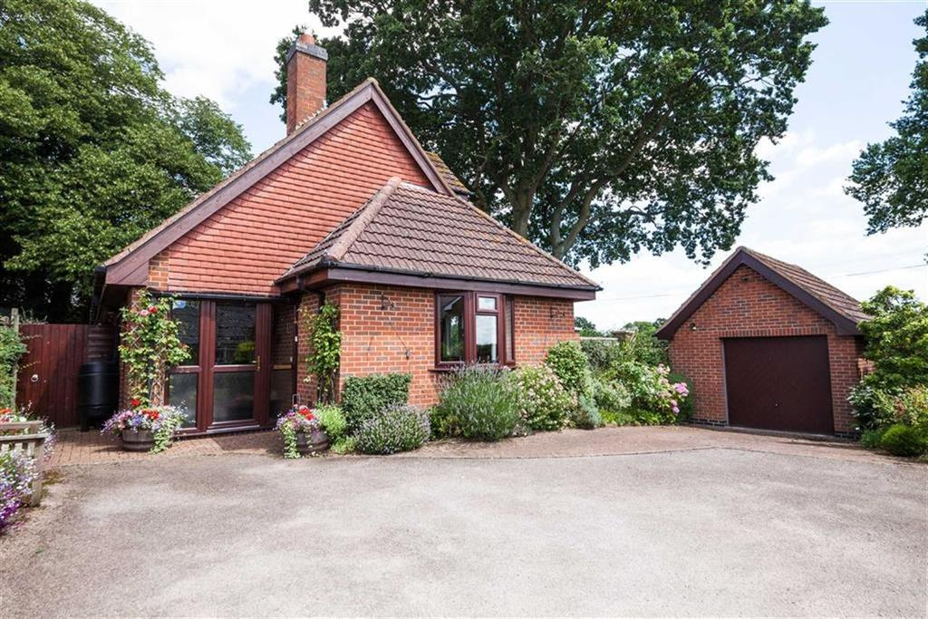 3 Bedrooms Bungalow for sale in Market Bosworth