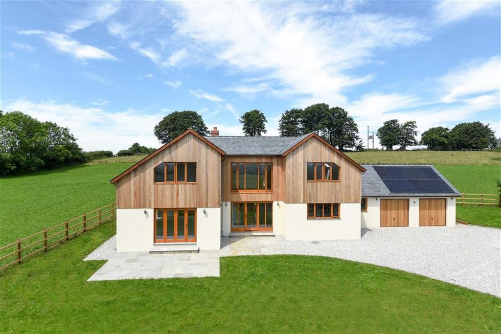 4 Bedrooms Detached House for sale in Pennymoor, Tiverton, Devon, EX16