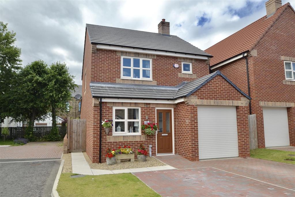 3 Bedrooms Detached House for sale in Delaval Court, Seaton Delaval