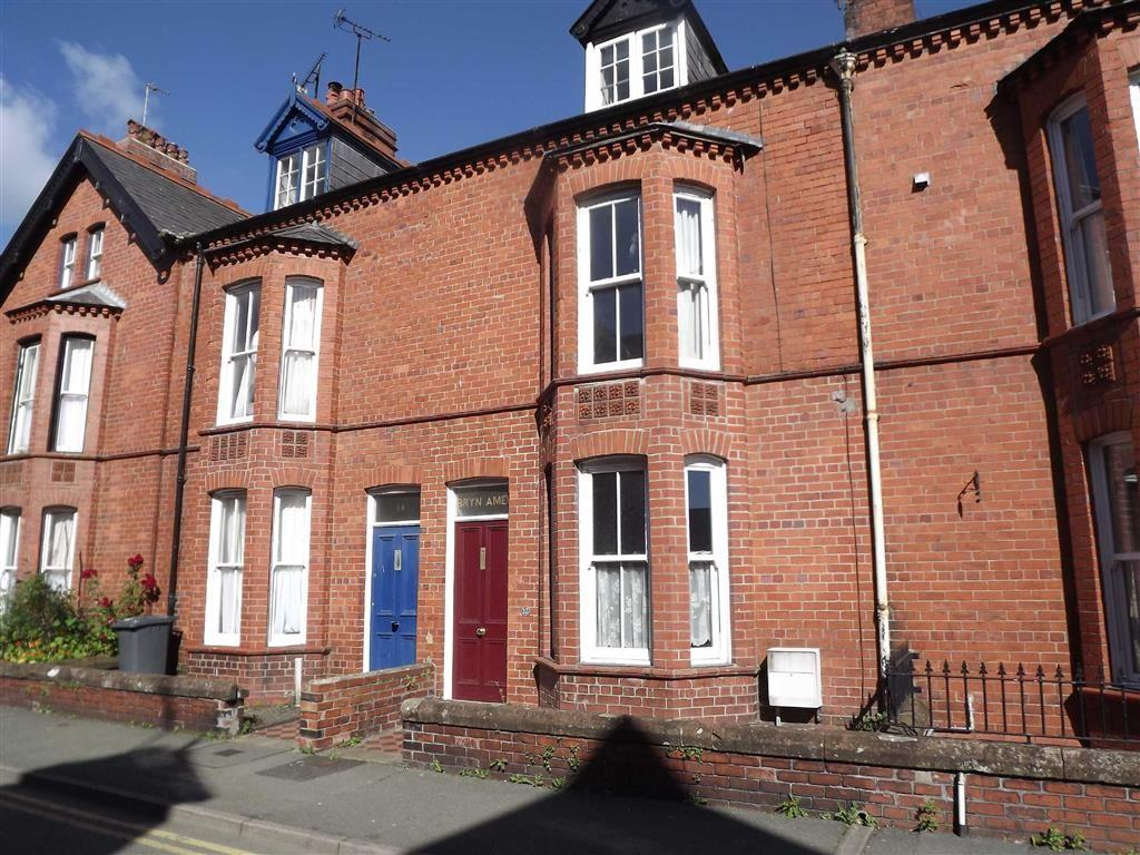 4 Bedrooms Terraced House for sale in Margaret Street, Beaumaris, Anglesey