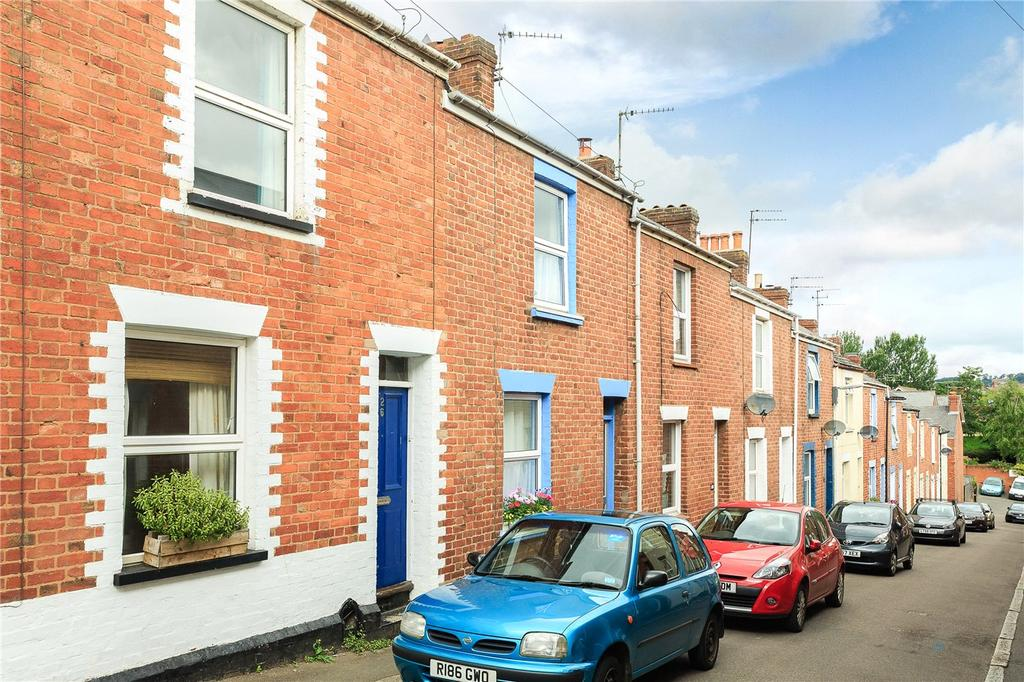 2 Bedrooms Terraced House for sale in Regent Square, Heavitree, Exeter, Devon, EX1