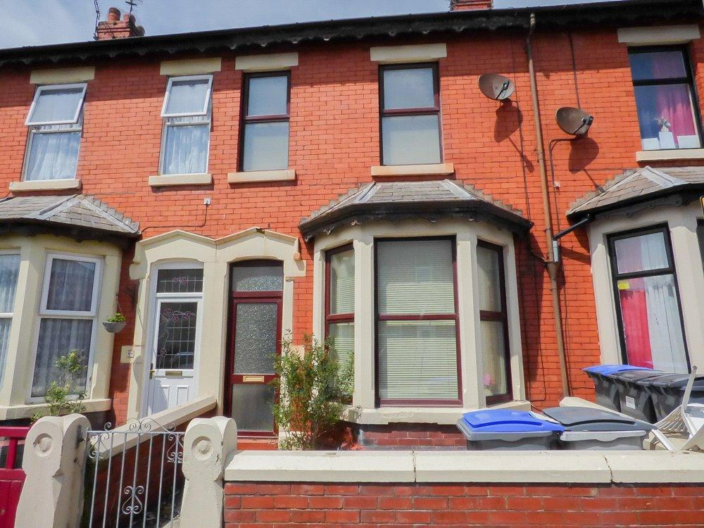 3 Bedrooms Terraced House for sale in Granville Road, Blackpool, Lancashire