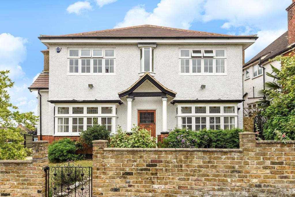 5 Bedrooms Detached House for sale in Beaconsfield Road, Blackheath