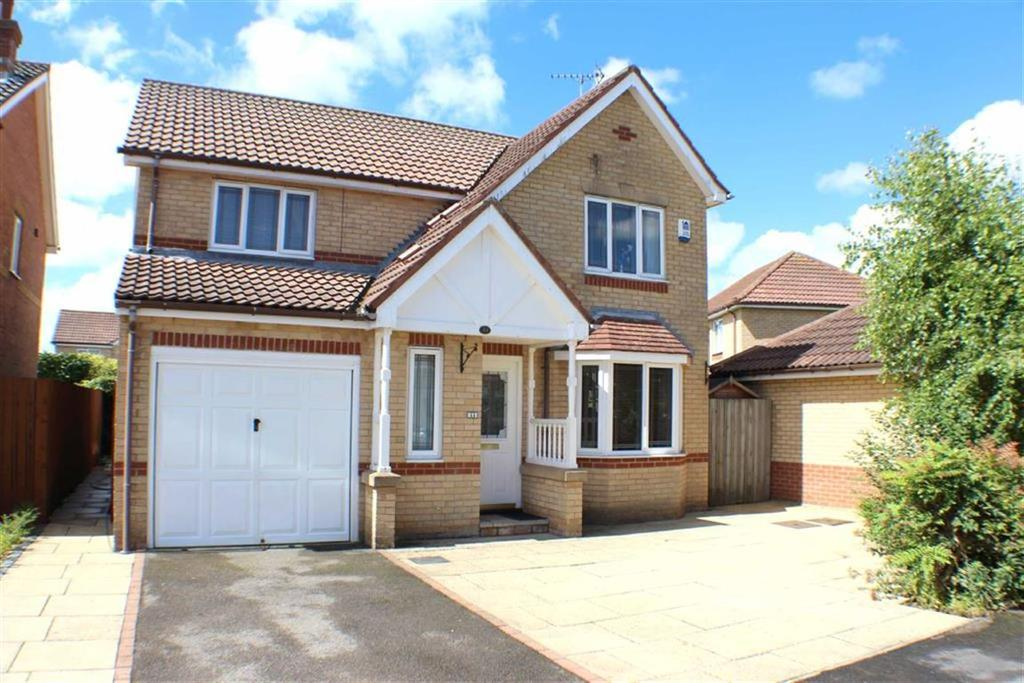 4 Bedrooms Detached House for sale in Georgian Way, Bridlington, East Yorkshire