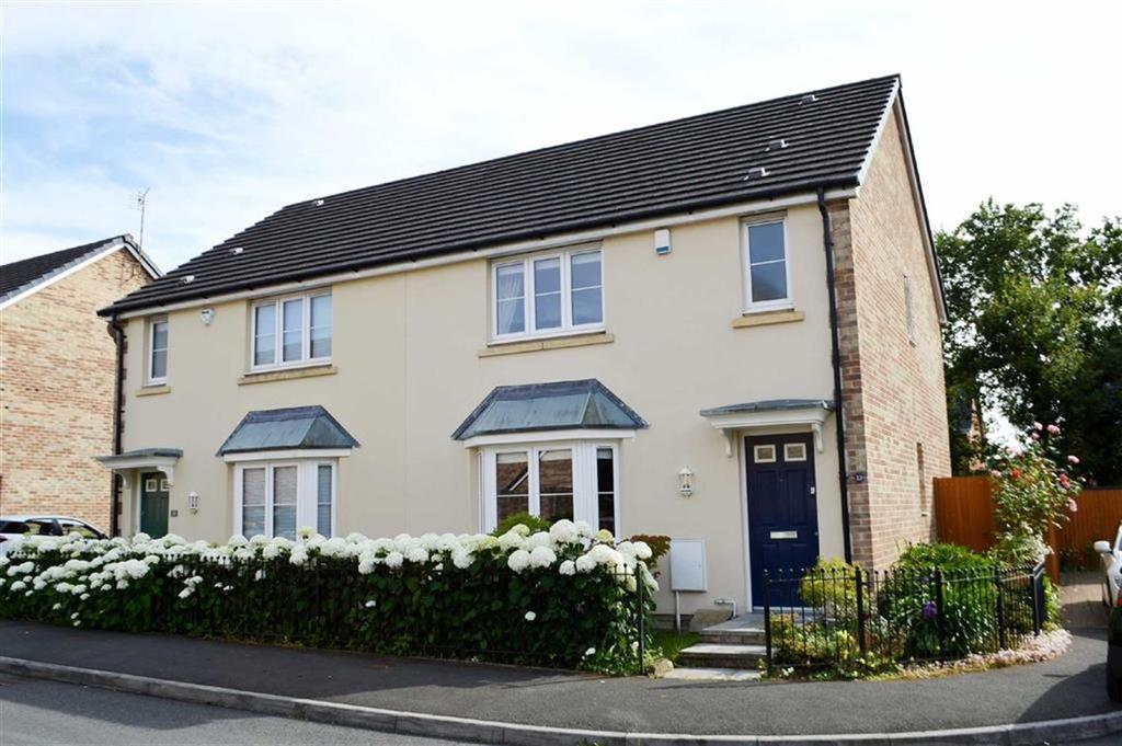3 Bedrooms Semi Detached House for sale in Gelli Rhedyn, Swansea, SA5