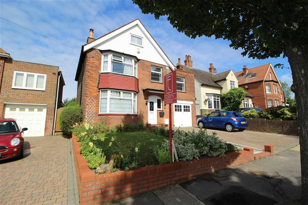 4 Bedrooms Detached House for sale in Benfield Way, Portslade, East Sussex