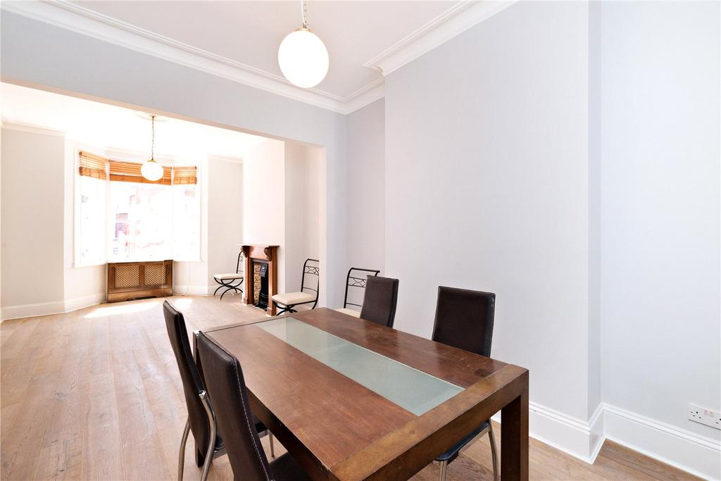 4 Bedrooms Terraced House for sale in Averill Street, Fulham, London, W6