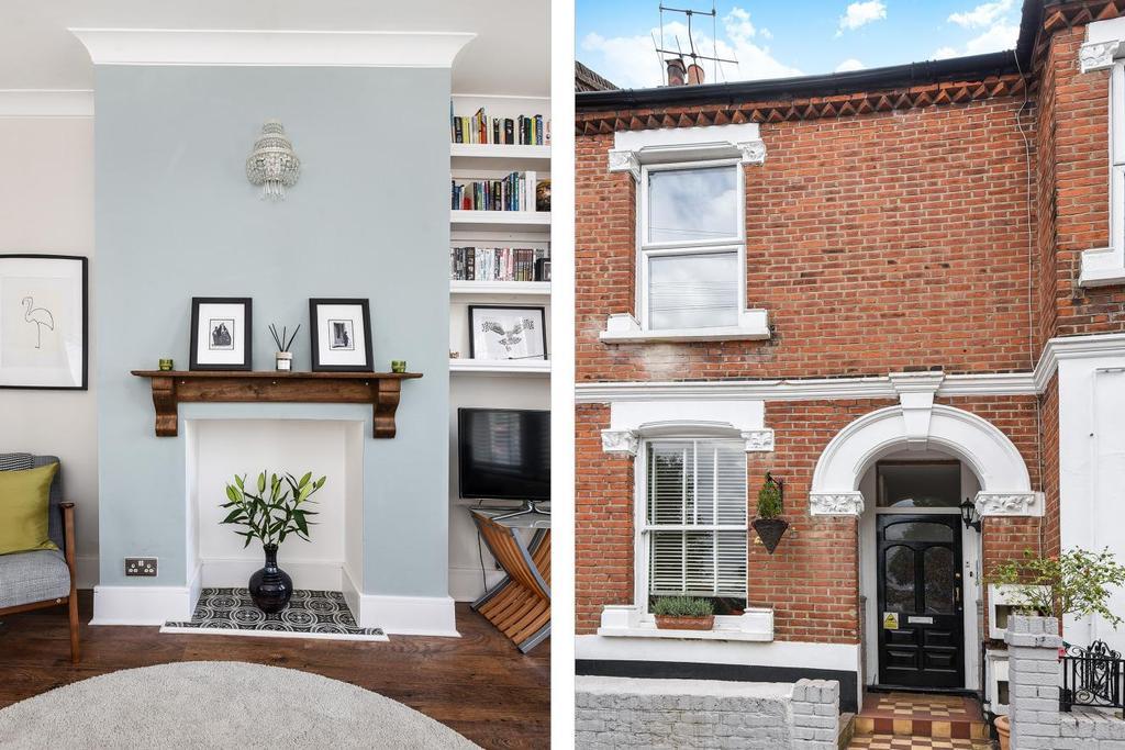 2 Bedrooms Flat for sale in Sandrock Road, Lewisham
